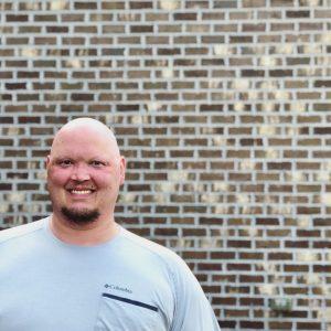 Photo of Pastor Nate Johnstone